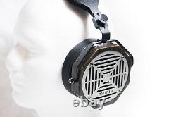 Erzetich Mania Handcrafted Dynamic Audiophile Headphones Wooden Cup