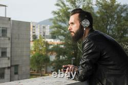 Erzetich Thalia Tilia, Handcrafted Portable On-ear Headphones With Wooden Cup