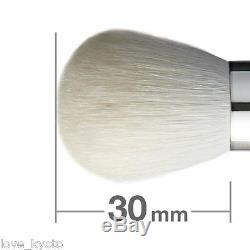 Hakuhodo J210 Hand Crafted Makeup Blush Brush Round shipped from Kyoto
