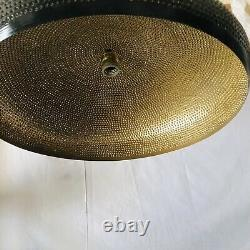 Handcrafted Moroccan Ceiling Lights Pendant Lamp Fixture Hanging lamp Brown ox