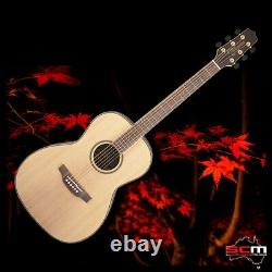 Handcrafted Takamine G Series GY93NAT Solid Top New Yorker Acoustic Guitar