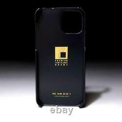 IPhone 12 / iPhone 12 Pro Cover Japanese Handcraft GOLD Maki-e lacquer art
