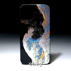 IPhone 12 / iPhone 12 Pro Cover Japanese Handcraft Maki-e lacquer art