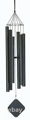 Music of the Spheres Pentatonic-Alto wind chime, Medium Handcrafted 50 inch