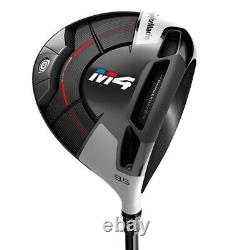 NEW TaylorMade M4 10.5 Driver / Choose Upgraded Shaft and Flex From Drop Down