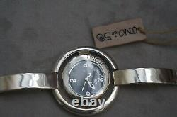 NWT Uno de 50 Now or Never Handcrafted Sleek Silver Watch 6-7.5 RP$365