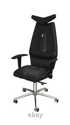 New Ergonomic computer chair JET, office home Hand-crafted Eco Leather Armchair