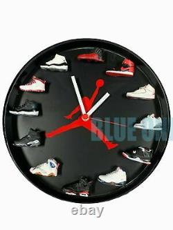 New Handcrafted 12 3D Black Jordan Sneakers clock OFF OW nike bred jam USA