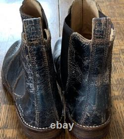New Leather Handcrafted BedStu Boots Size 7 Never Worn Eco-Friendly Sustainable
