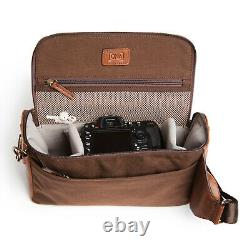 ONA Leather Rockaway Sling Camera Bag (Antique Cognac) Handcrafted excellence