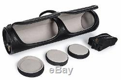 ONA The Beacon Lens Case (Black) 1st of it's kind! Unique & Handcrafted