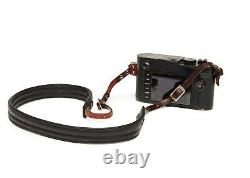 ONA The Oslo Handcrafted Leather Camera Straps (Black)