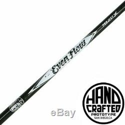 Project X Evenflow Black Hand Crafted Hybrid Shaft Brand New Uncut 6.0 85G. 370