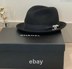 SALE! Hand Crafted Fedora Hat, BAILEY OF HOLLYWOOD