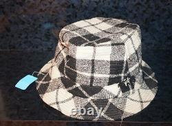 Size 7 5/8 DONEGAL TWEED HAT OF IRELAND CASTLEBAR Vintage Wool HandCrafted 46